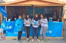 stand unicef